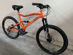 GT Sensor 3.0 Full Suspension Mountain Bike(Large) for Sale in Sumner, WA