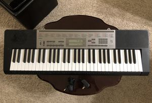 CASIO LK-165 61-key music keyboard with USB for Sale in Newhall, CA