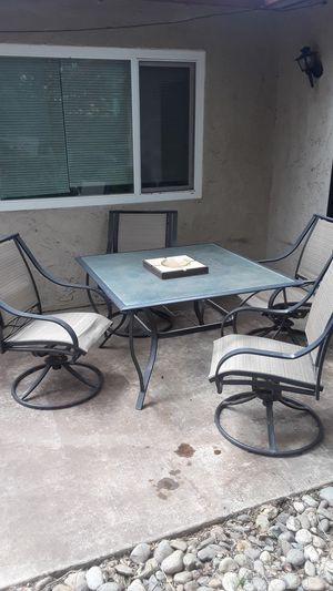 New And Used Patio Furniture For Sale In Sacramento Ca