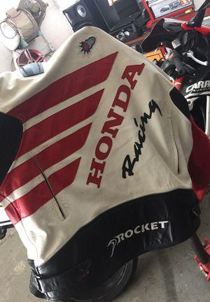 Honda motorcycle jacket for Sale in Waterbury, CT