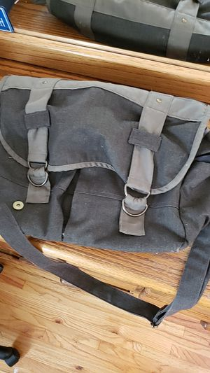 Sturdy Large Grey Messenger Bag Purse for Sale in Lakewood, CA