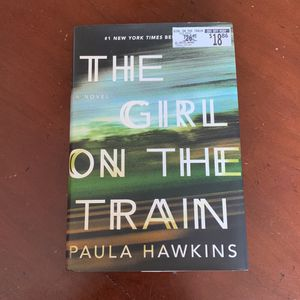 The Girl On The Train Book for Sale in Sanger, CA
