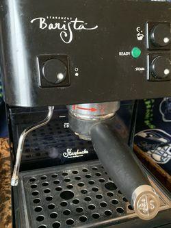 Star Bucks Barista Coffee Maker for Sale in Everett,  WA