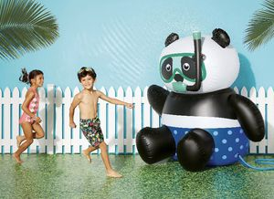 Giant Panda Sprinkler for Sale in Sunrise, FL