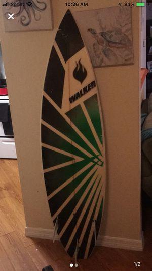 """6' 10"""" Walker Surfboard for Sale in Lutz, FL"""