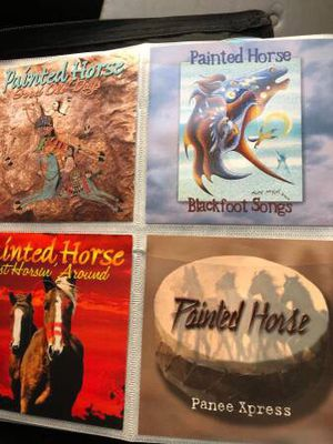 100 Native American Pow Wow CDs for Sale in Harrisburg, PA