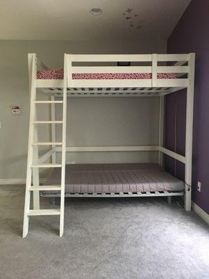 Big Wood bunk bed for Sale in Woods Cross, UT