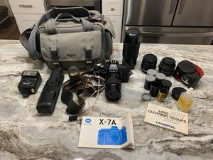 Minolta X-7A 35mm SLR camera for Sale in Suffolk, VA