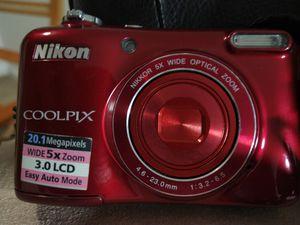 Nikon COOLPIX L28 camera 20.1 Megapixels for Sale in Portland, OR