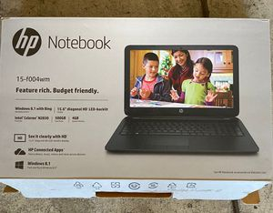 "HP Notebook windows 8.1 / 15.6"" diagonal HD for Sale in Avocado Heights, CA"