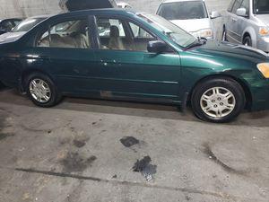 02 Honda Civic for Sale in Markham, IL
