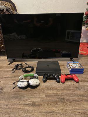 1TRB PS4 slim for Sale in Kingsburg, CA