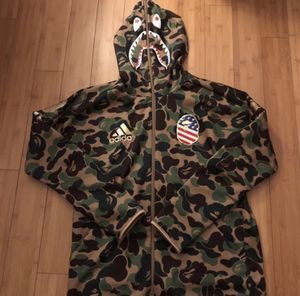 Bape shark hoodie Large for Sale in New York, NY
