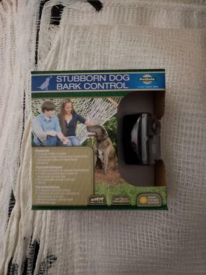Dog bark control for Sale in Winston-Salem, NC
