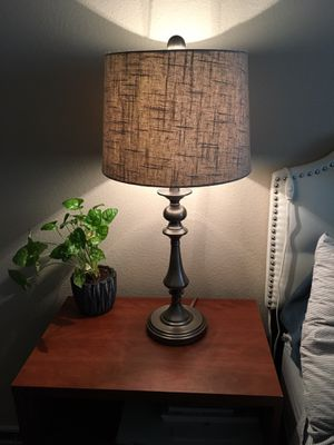 Two identical lamps for Sale in Portland, OR