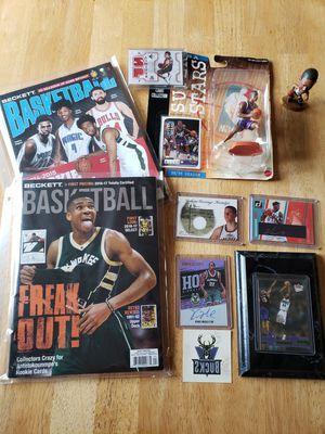 Milwaukee Bucks NBA basketball memorabilia for Sale in Gresham, OR