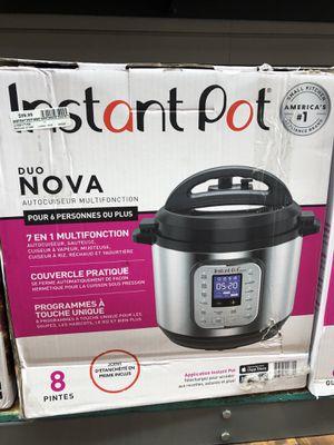 Instant Pot Multi use Pressure cooker 8quart for Sale in Dallas, TX