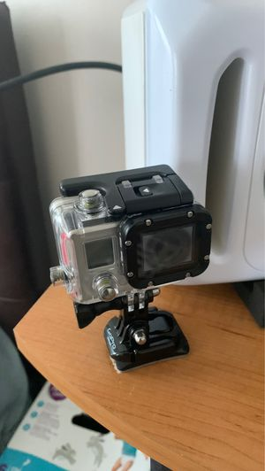 Gopro hero 3 come with accessories for Sale in Stratford, CT