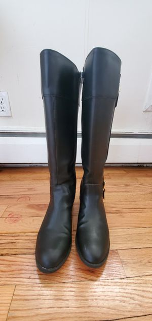 Winter Leather boot - size 7 for Sale in South Plainfield, NJ