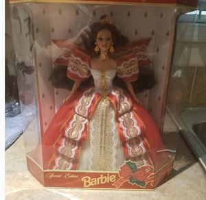 1997 Special edition Happy holiday Barbie for Sale in Pompano Beach, FL