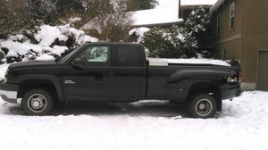Chevy Silverado 3500 Duramax for Sale in Snohomish, WA