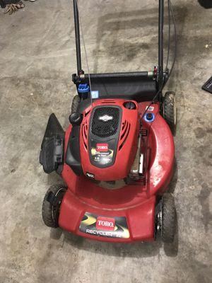 Toro lawn mower self propelled for Sale in Nashville, TN