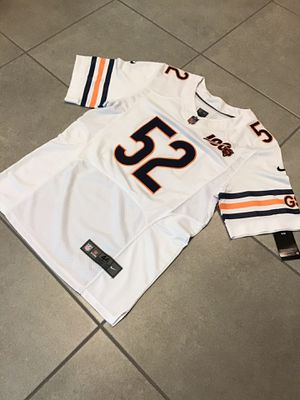 Brand New Khalil Mack #52 Chicago Bears White Men's Jersey for Sale in Wheeling, IL