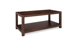 "Espresso coffee table new still in box sturdy wood 44""L x 22""W x22""H for Sale in San Diego, CA"