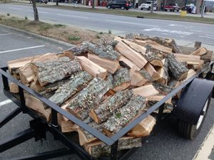 seasoned red and white oak for Sale in Hudson, NC