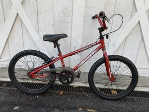 "Torker throttle 20"" BMX red boy bike for Sale in New City, NY"