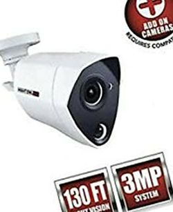Night Owl Security Extreme HD 3MP Dual Sensor Infrared cctv Cameras for Sale in Orangevale,  CA