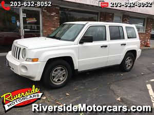 2009 Jeep Patriot for Sale in Naugatuck, CT