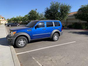 2007 Dodge Nitro 4X4 for Sale in Fresno, CA