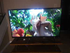 55 inch TCL Roku Smart TV perfect condition for Sale in Fresno, CA