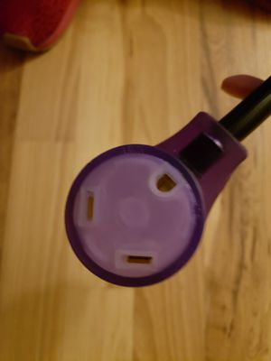 RV Adaptor with Light Up End for Sale in Springfield, IL