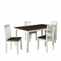 Dorel Living Shiloh 5-Piece Rustic Dining Set. In a box. for Sale in Los Angeles, CA