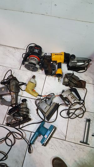 Power tools for Sale in Airmont, NY