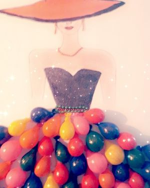 Balloon dress for Sale in Dunwoody, GA