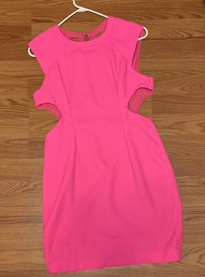 Hot pink cut out dress for Sale in Torrance, CA