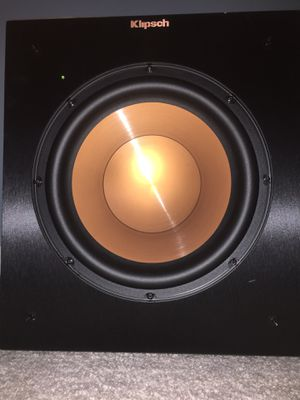 "Klipsch Reference 10"" Powered Theater Sub for Sale in Gulf Breeze, FL"