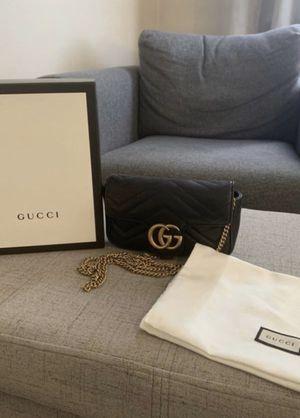 100% Authentic Gucci Super Mini Bag for Sale in Des Plaines, IL