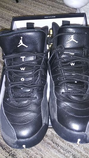 The Master Jordan 12s for Sale in Oakland, CA