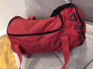 Reebok Duffle Gym Bag (NEW) for Sale in Los Angeles, CA