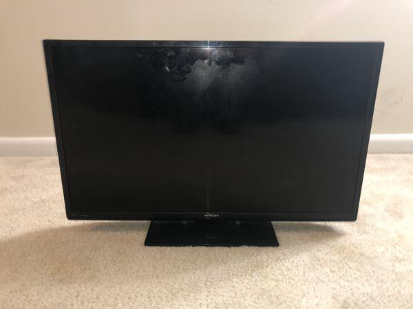 Hitachi 32' inch TV