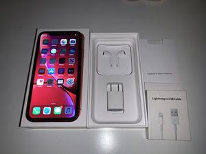 Unlocked iPhone XR 128 Gb for Sale in Whittier, CA