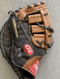 Baseball Glove, First Baseman's glove, youth, left hand for Sale in Chula Vista,  CA