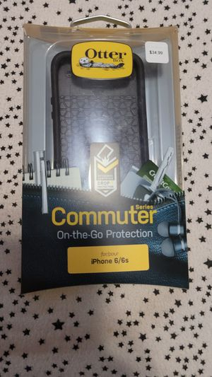 iPhone 6/6s otterbox case for Sale in Sun City, AZ