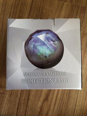 Magic diamonds projection lamp for Sale in Miami, FL