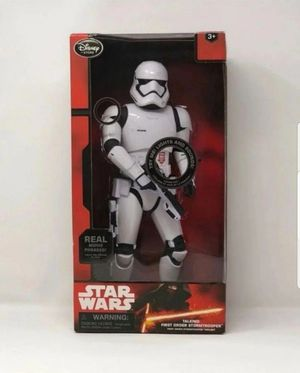 Star Wars Talking Stormtrooper for Sale in New York, NY