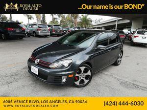 2010 Volkswagen GTI for Sale in LA, CA